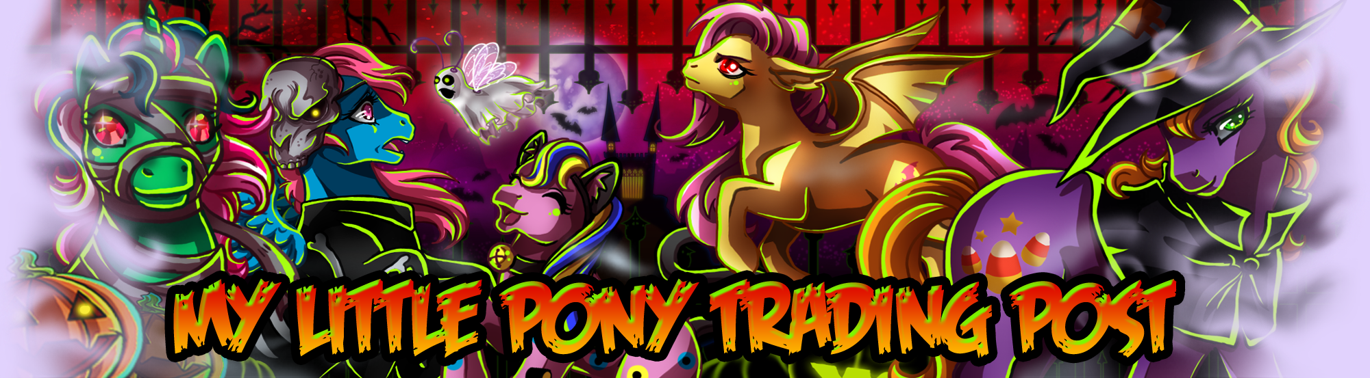 My Little Pony Trading Post